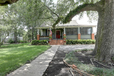 New Iberia Single Family Home For Sale: 625 E Main Street