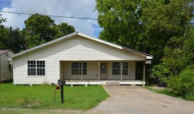 Single Family Home For Sale: 335 Calcasieu Avenue