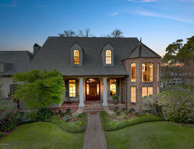Lafayette Single Family Home For Sale: 135 Heartwood