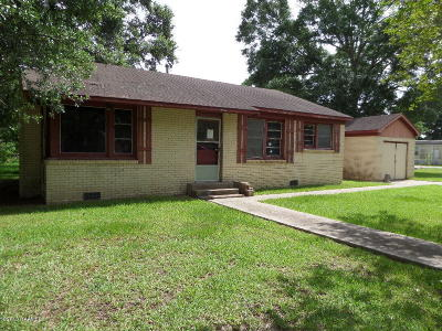 Single Family Home For Sale: 1503 Maude Avenue