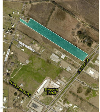 Lafayette Residential Lots & Land For Sale: 6700 Johnston Street