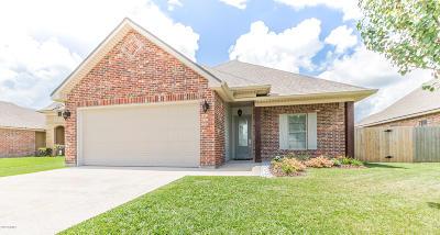 Lafayette Single Family Home For Sale: 114 Sandhill Crane Drive