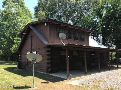 Arnaudville Single Family Home For Sale: 1149 Bayou Fuselier Road