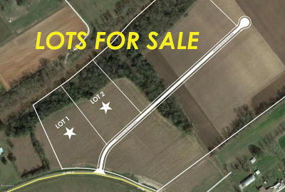 St Martin Parish Residential Lots & Land For Sale: Main Hwy, Lot 1