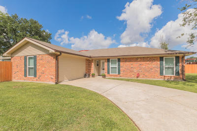 Broussard Single Family Home For Sale: 113 Bayberry Avenue