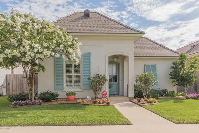 Lafayette Single Family Home For Sale: 310 Ardenwood Drive