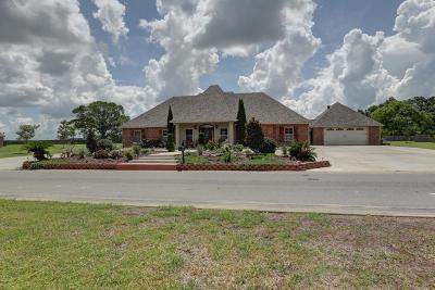 St. Martinville Single Family Home For Sale: 1024 Bayouside Lane