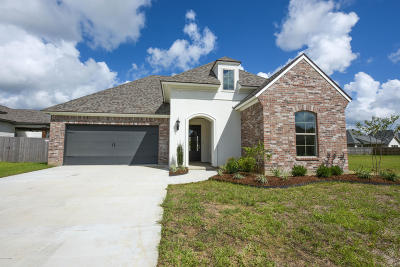 Broussard Single Family Home For Sale: 413 Easy Rock Landing Drive
