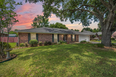 Lafayette Single Family Home For Sale: 121 Chicory Lane