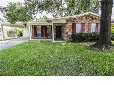 Lafayette Rental For Rent: 217 Gerald Drive