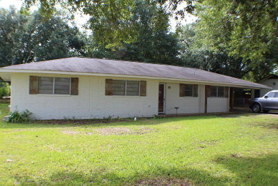 Eunice Single Family Home For Sale: 258 N Bobcat Drive