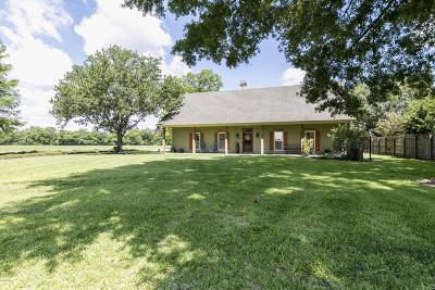Breaux Bridge Single Family Home For Sale: 3094 Grand Point