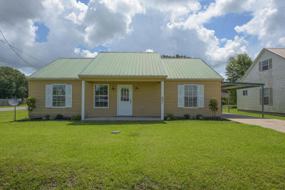Carencro Single Family Home For Sale: 501 Auburn Drive