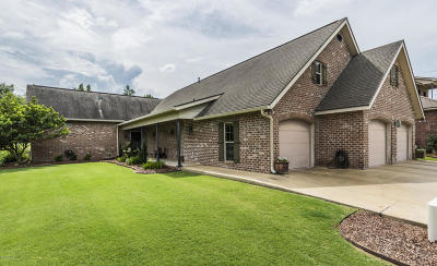 New Iberia Single Family Home For Sale: 2011 Squirrel Run Drive