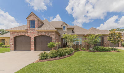 Broussard Single Family Home For Sale: 301 Masters Drive
