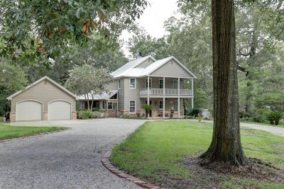 Carencro Single Family Home For Sale: 122 Froeba Drive