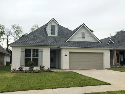Carencro Single Family Home For Sale: 125 Luxford Way