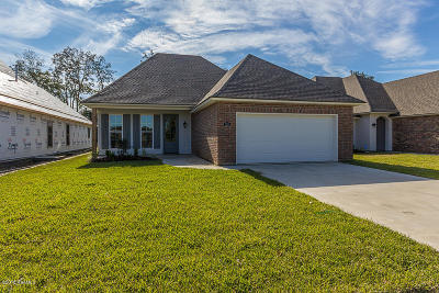 Carencro Single Family Home For Sale: 121 Luxford Way