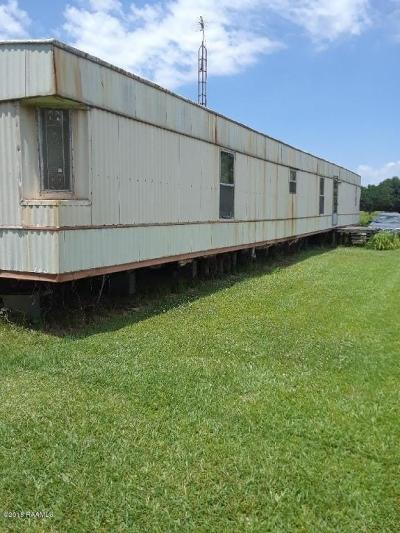 Opelousas Single Family Home For Sale: 4471 Hwy 104