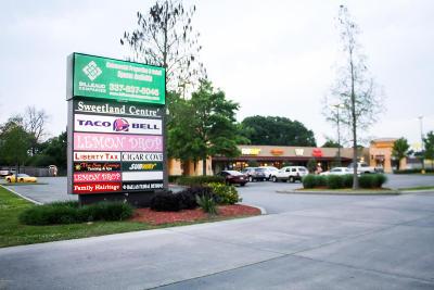 Lafayette Parish Commercial Lease For Lease: 1209 Albertson Parkway #H