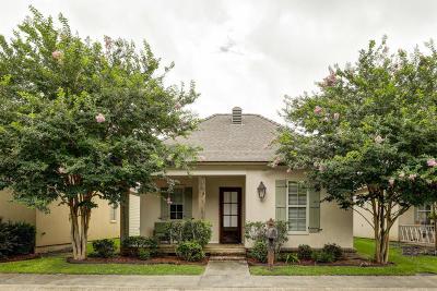Broussard Single Family Home For Sale: 103 Reidel