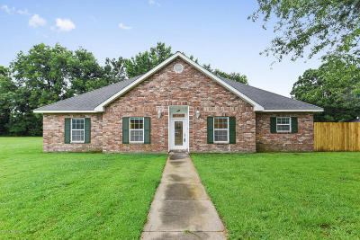 Lafayette Single Family Home For Sale: 316 Constitution Drive