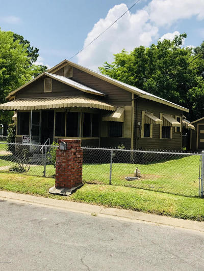 Single Family Home For Sale: 1311 Redmond Street