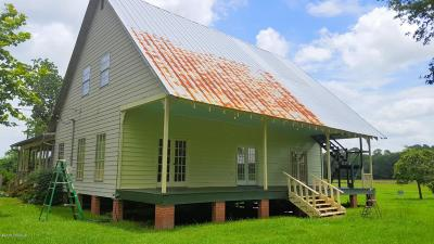 Eunice Single Family Home For Sale: 368 Lafleur Road
