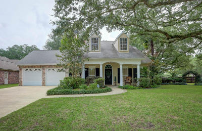 Youngsville Single Family Home For Sale: 100 Habersham Drive