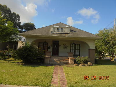 Eunice Single Family Home For Sale: 541 Park Avenue