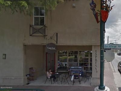 Lafayette Commercial For Sale: 812 Jefferson Street