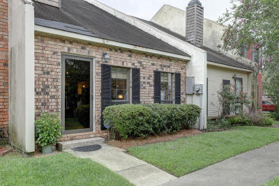 Lafayette Single Family Home For Sale: 205 Long Plantation #C