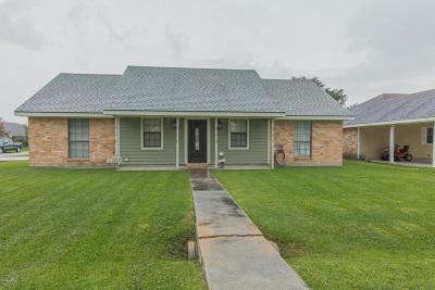 Carencro Single Family Home For Sale: 301 Leeward Loop
