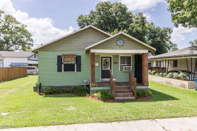 Lafayette Single Family Home For Sale: 509 Eighth Street