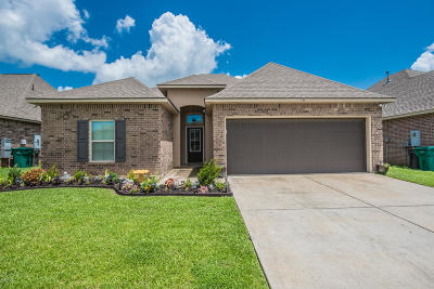 broussard Single Family Home For Sale: 111 Bristow Bayou Road