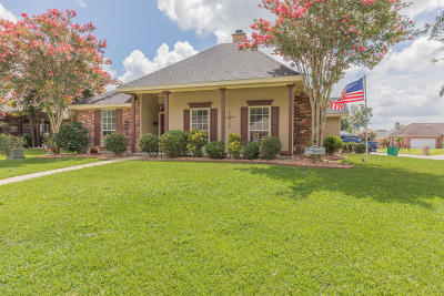 Broussard Single Family Home For Sale: 319 Pear Tree Circle