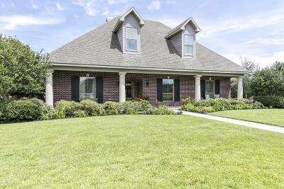 Broussard Single Family Home For Sale: 202 Lantana Court