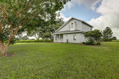 Breaux Bridge Single Family Home For Sale: 2480 Doyle Melancon Ext