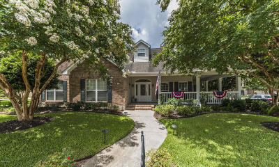 broussard Single Family Home For Sale: 100 Grand Cypress Creek Drive