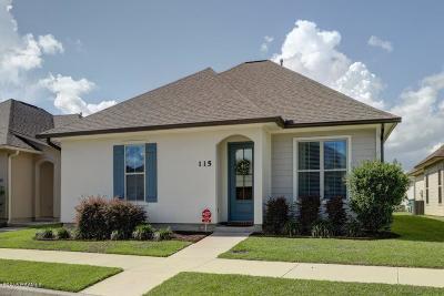 Laurel Grove Single Family Home For Sale: 115 Laurel Grove Boulevard