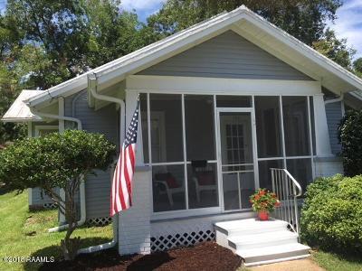 Eunice Single Family Home For Sale: 900 Park Avenue
