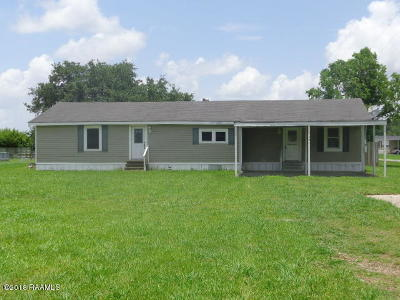 New Iberia Single Family Home For Sale: 7204 Highway 14