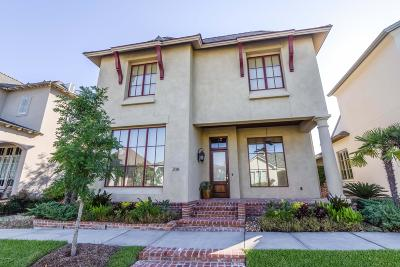Lafayette Single Family Home For Sale: 208 Biltmore Way