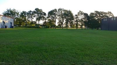 Iberia Parish Residential Lots & Land For Sale: Import Drive
