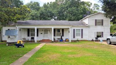 Eunice Single Family Home For Sale: 901 Alexander