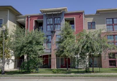 Lafayette Single Family Home For Sale: 1121 Camellia Boulevard #203