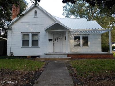 Eunice Single Family Home For Sale: 450 S 4th Street