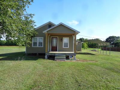 Ville Platte Single Family Home For Sale: 1354 Debaillon Plantation Road