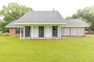 Carencro Single Family Home For Sale: 108 Bayou Bend Circle