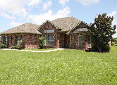 Church Point Single Family Home For Sale: 533 Roy Guidry Road